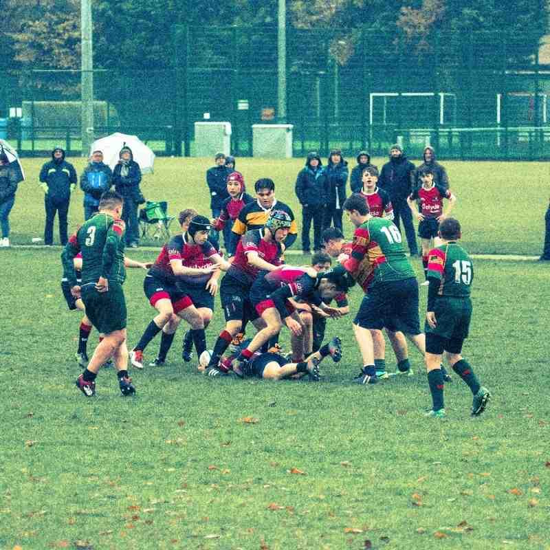 Hawks U16 vs Cambuslang