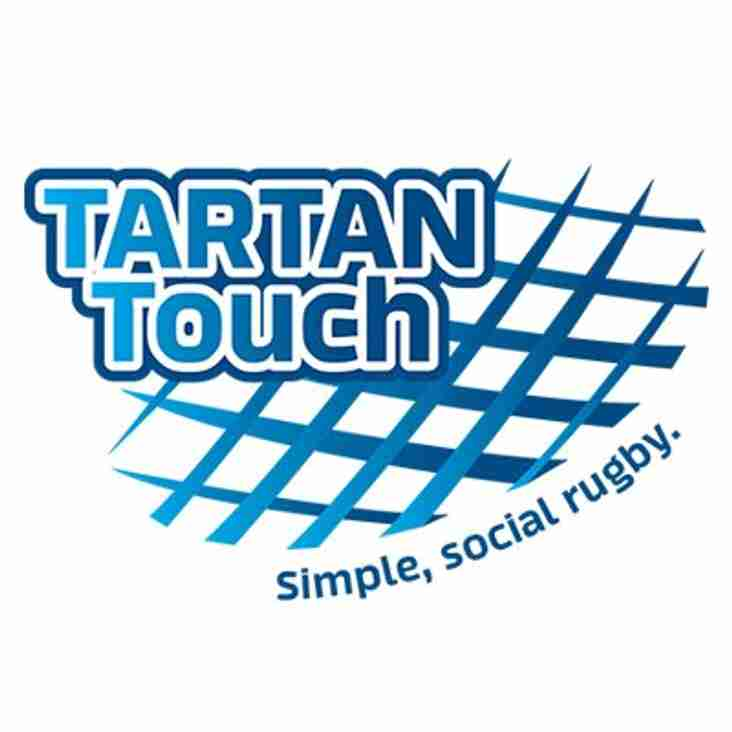 Tartan Touch - Only 4 Days left to win Tickets for Murrayfield
