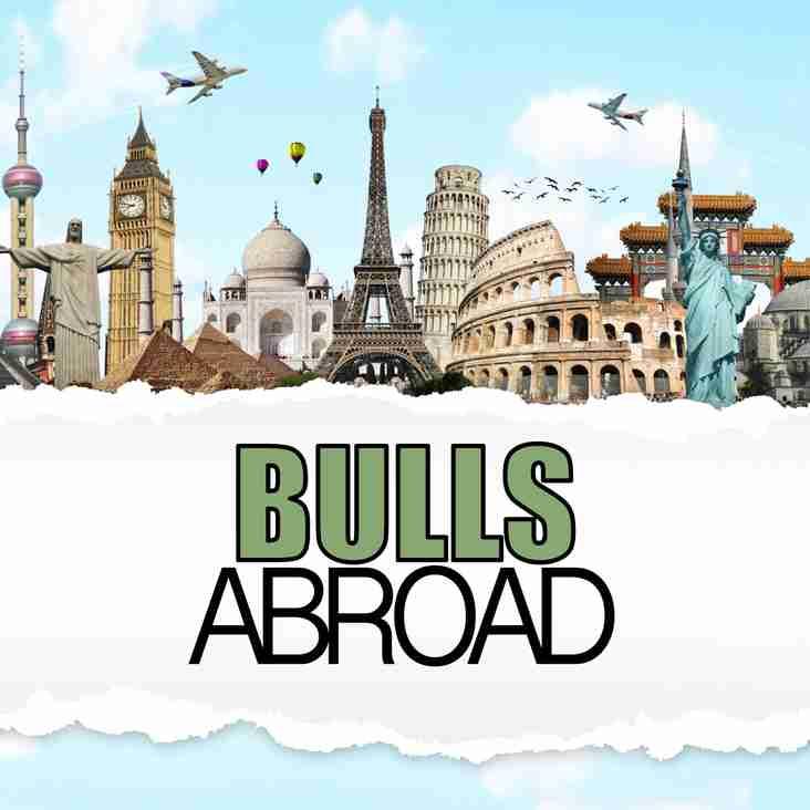 Bulls Abroad - Chris Stannage