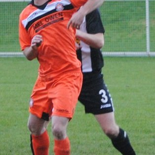 CONWY SEE RED AGAIN IN DEFEAT AT THE OVAL