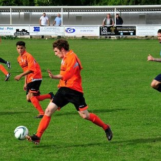 CONWY LEFT STUNNED BY LATE GOAL