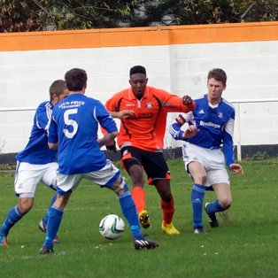 CONWY PROGRESS AFTER CUP THRILLER