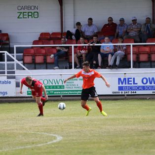 CONWY SLIP TO HOME DEFEAT AGAINST SEASIDERS