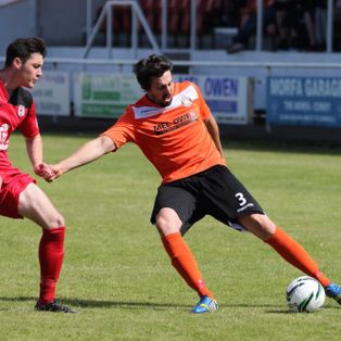 CONWY SUFFER HOME DEFEAT