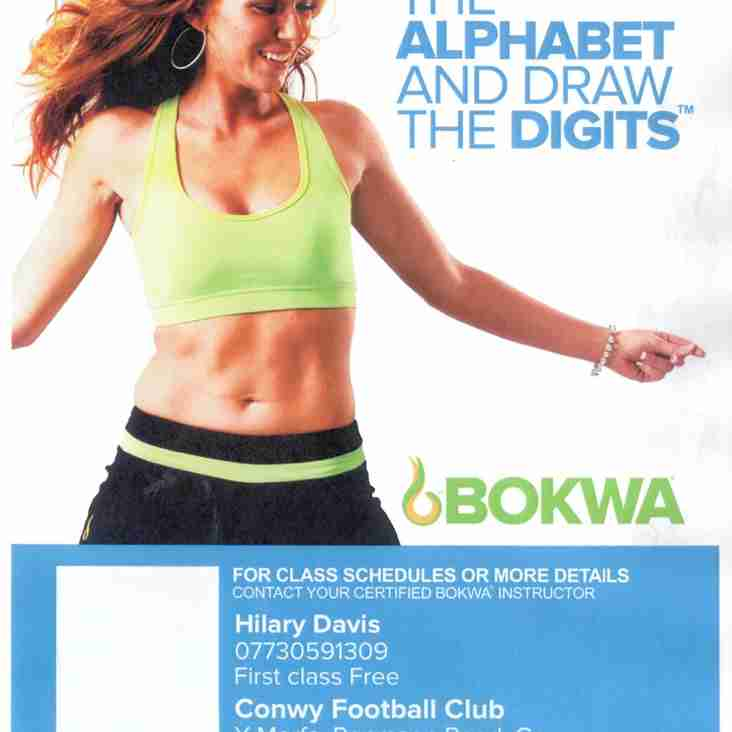 Bokwa comes to Conwy - First session is FREE!
