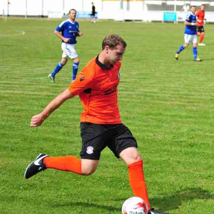Two New Signings Ahead of Holywell Challenge
