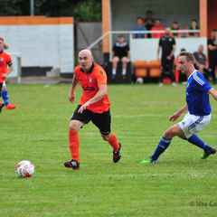 Tangerines Hit for Six at Prestatyn