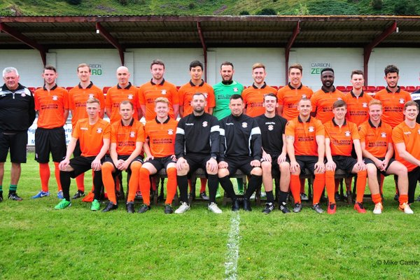 Holywell Town 3 - 1 Conwy Borough