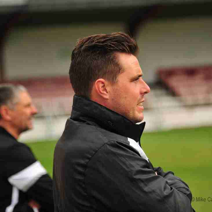 Manager Departs