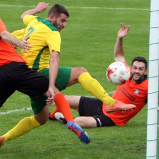 Two Goal Lead Slips in Defeat at Caernarfon