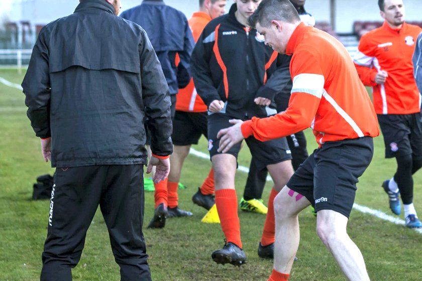 One In, One Out Ahead of Mold Alex Trip