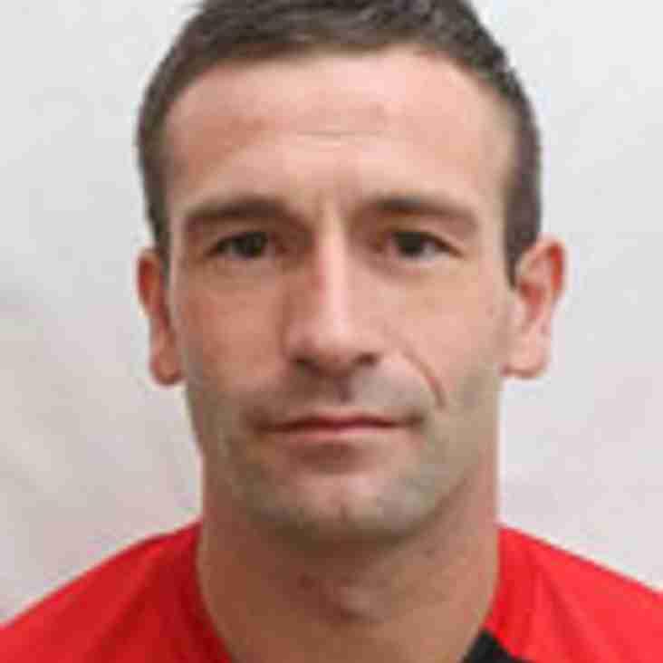 Transfer News - Warren Adam returns to Prestatyn Town FC
