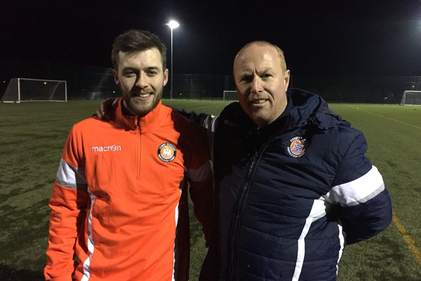 Borough add Dean Seager to their squad.