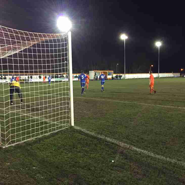Match Report - Conwy Borough FC v Mochdre Sports FC