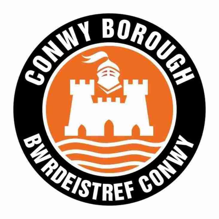 Match Report - Conwy Borough FC v CPD Penrhyndeudraeth