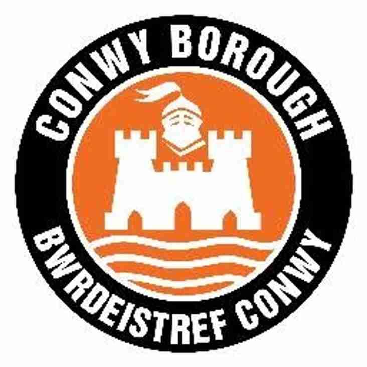 Match Report - Conwy Borough FC v Llangefni Town FC