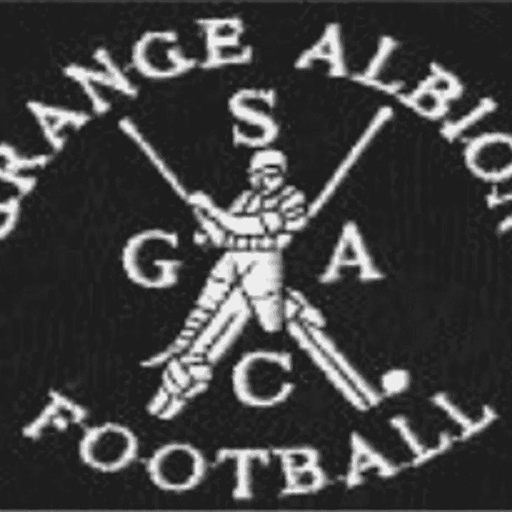 FAW Trophy QF - Conwy Borough FC v Grange Albion FC