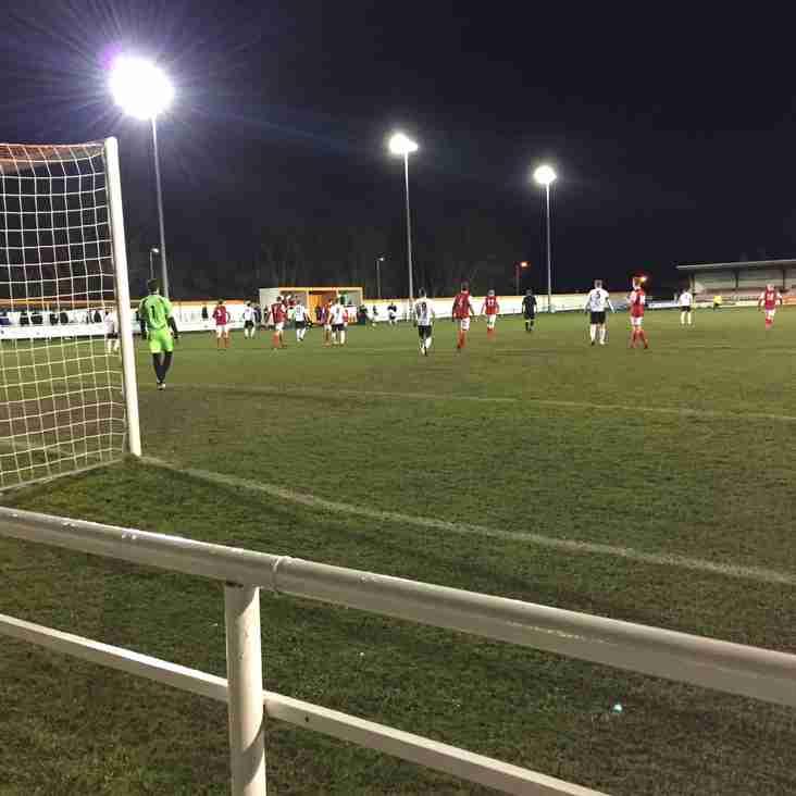 Match Report - Conwy Borough FC v Llanrug United FC (14 March)