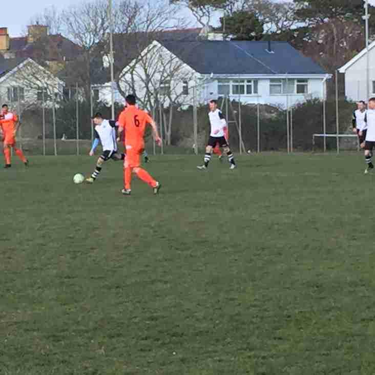 Match Report - CPD Pwllheli v Conwy Borough FC (17 March)