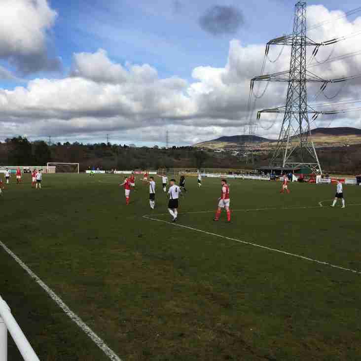 Match Report - Llanrug United FC v Conwy Borough FC (24 March)