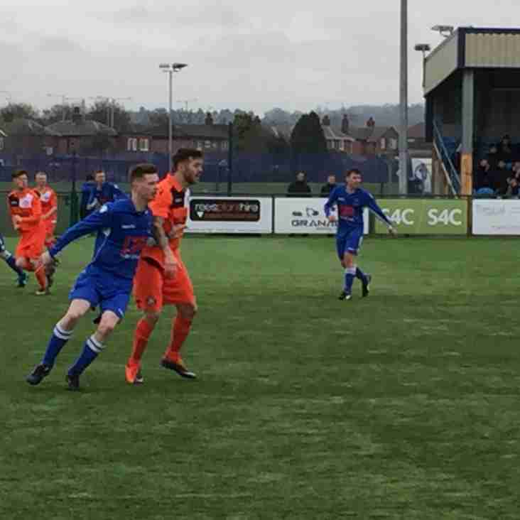 Match Report - FC Nomads