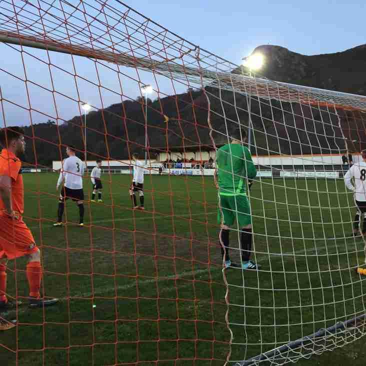 Match Report - Conwy Borough FC v CPD Pwllheli
