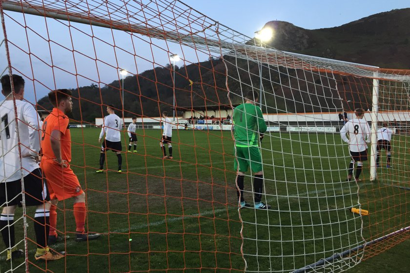 Match Report - Conwy Borough FC v CPD Pwllheli