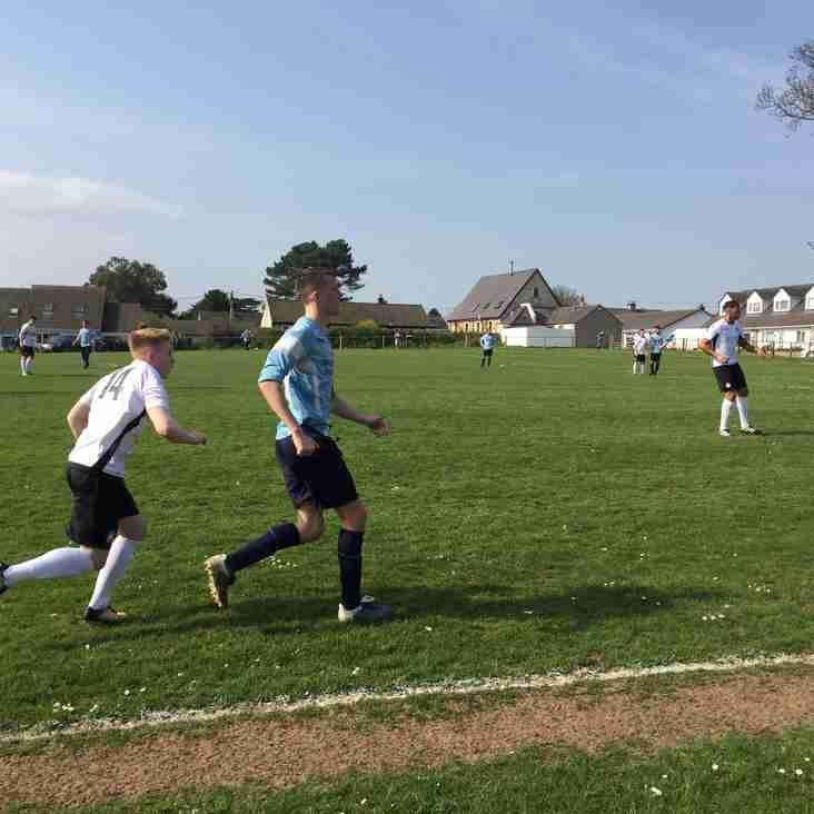 Match Report - Llandyrnog United FC v Conwy Borough FC