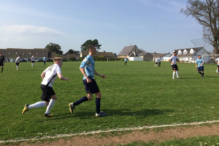 Match Report - Llandyrnog United FC v Conwy Borough FC