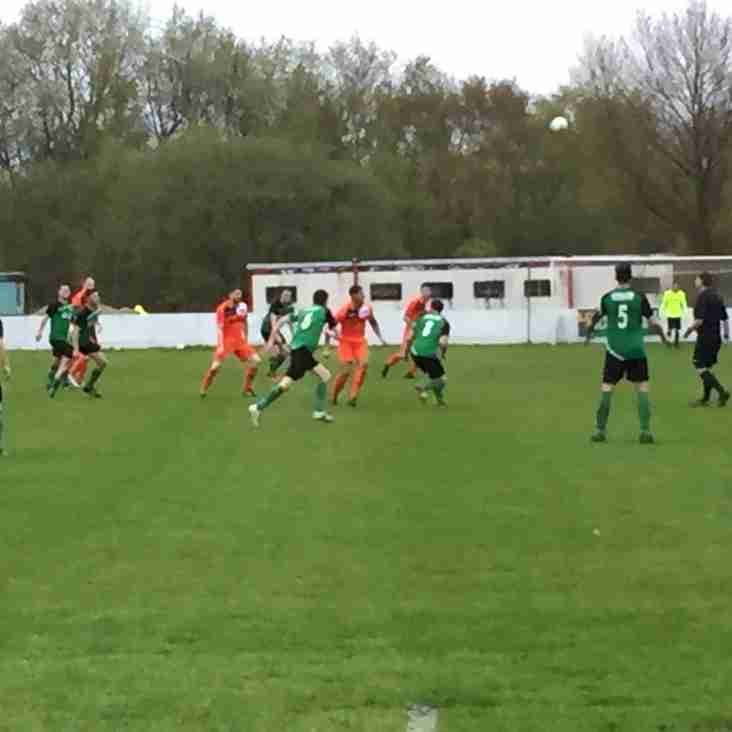 Match Report - Greenfield FC v Conwy Borough FC