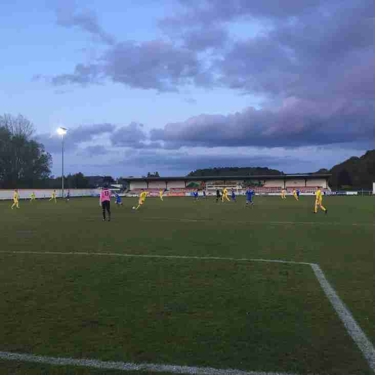 Match Report - Conwy Borough FC v CPD Llanberis