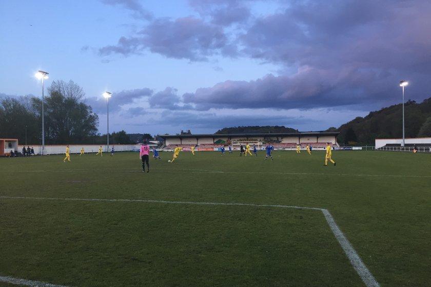 Match Report - Conwy Borough FC v CPD Llanberis