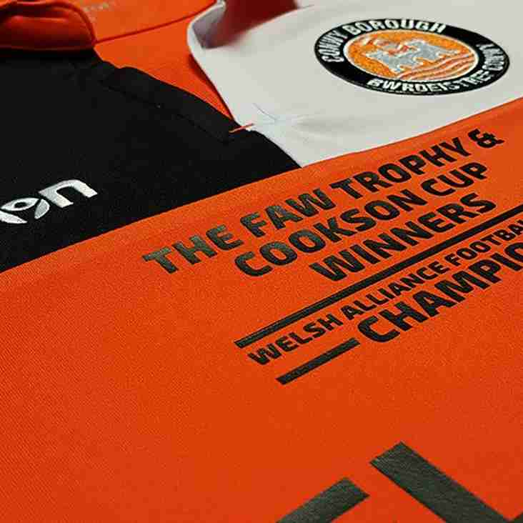 Conwy Borough FC Are Recruiting