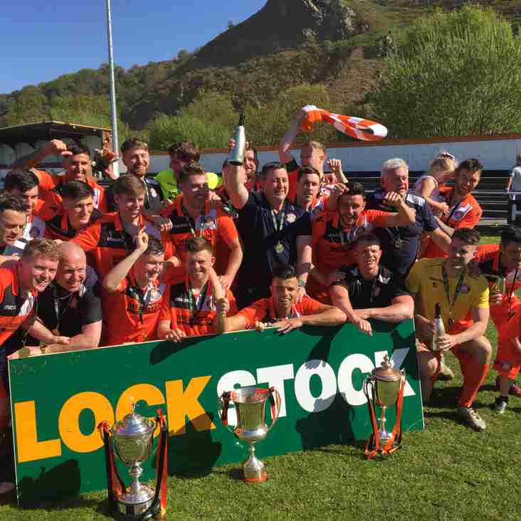 Match Report - Conwy Borough FC v Llanrwst United FC (5 May)