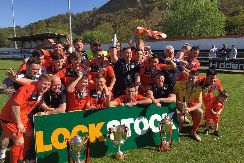Match Report - Conwy Borough FC v Llanrwst United FC (5 May)