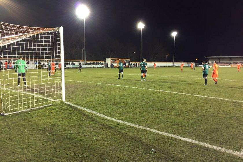Match Report - Caernarfon Town FC