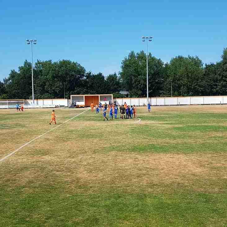 Match Report - Whitchurch Alport FC