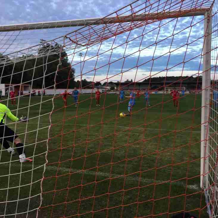 Match Report - Llanrwst United FC