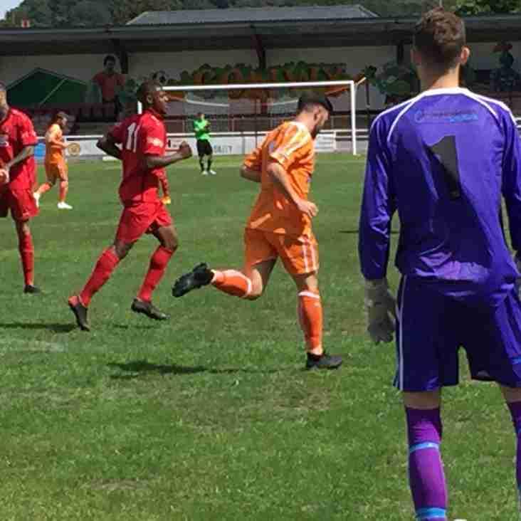 Match Report - Droylsden FC