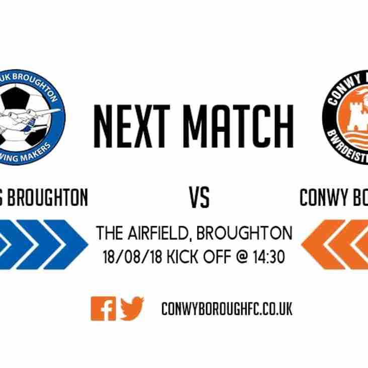Match Preview - Airbus FC