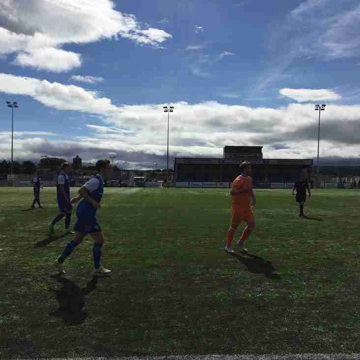 Match Report - Airbus FC