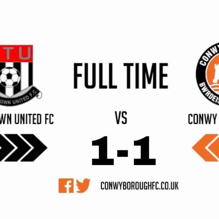 Match Report - Flint Town United FC