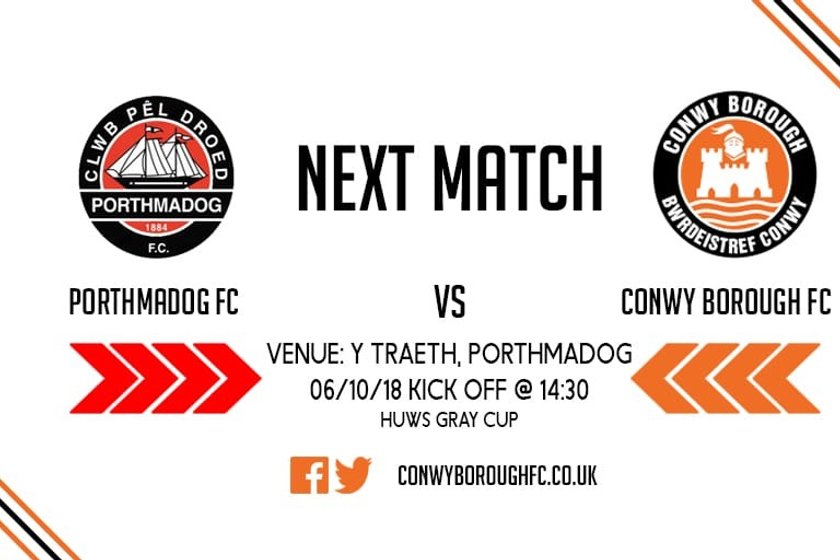 Match Preview - Porthmadog Town FC
