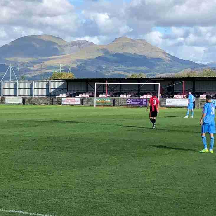 Match Report - Porthmadog Town FC