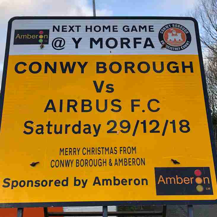 Match Report - Airbus Broughton FC