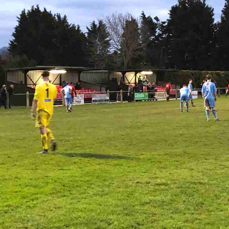 Match Report - Guilsfield FC