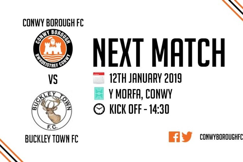 Match Preview - Buckley Town FC