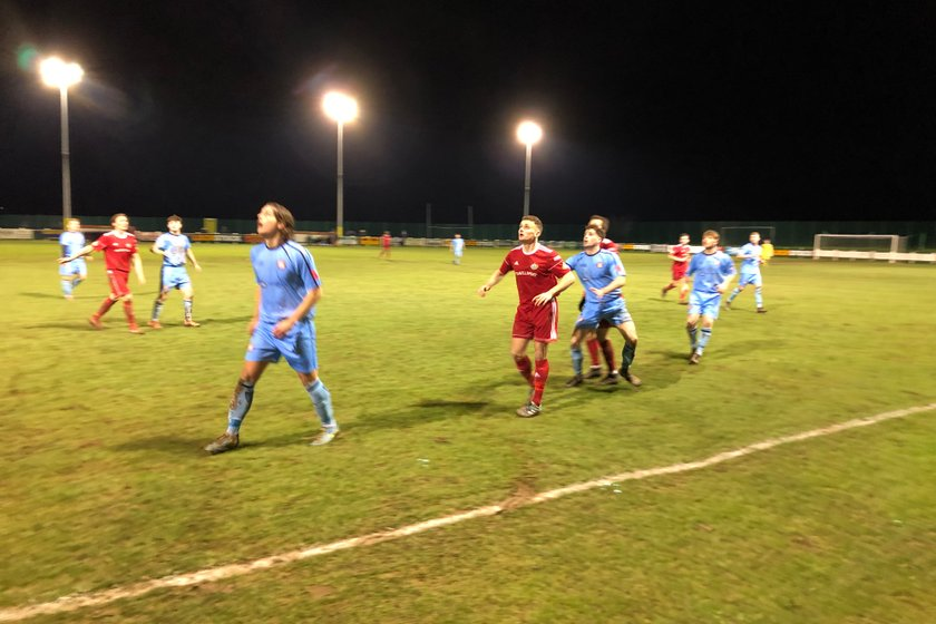 Match Report - Denbigh Town FC