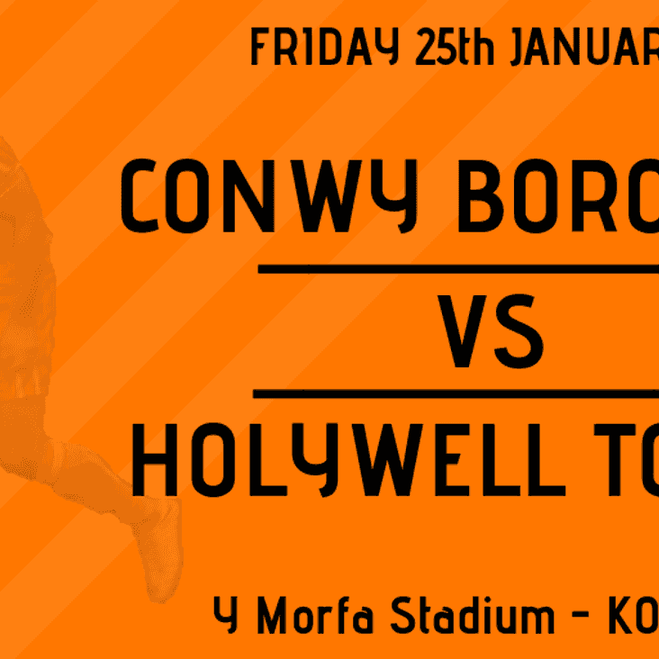 Match Preview - Holywell Town FC