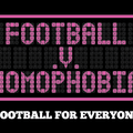 Football v Homophobia.